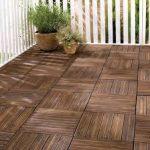 バルコニーの床材の種類とおすすめ!床面積算入で2mや三方壁の場合も