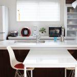 対面式キッチンのレイアウトの5つのコツ!デメリットやリフォームの注意点も