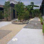 庭のアスファルト舗装費用やおしゃれな事例!DIYの注意点も