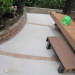 庭のコンクリート舗装費用とデメリット!業者やDIYの注意点も