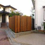 庭の目隠しフェンスの種類と費用!高さやDIY(手作り)の注意点も