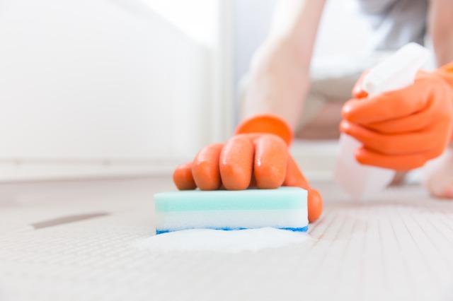 ほっカラリ床の掃除方法